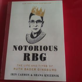 异见时刻:声名狼藉的金斯伯格大法官 Notorious RBG: The Life ...