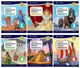 Oxford International Primary History  1-6  牛津国际小学历史教材