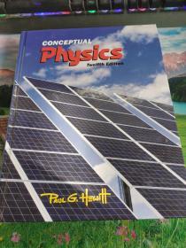 原版 英文 现货 Conceptual Physics Twelfth Edition