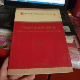 中国产业竞争力研究