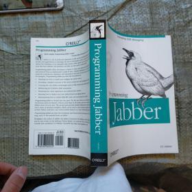 Programming Jabber:Extending XML Messaging   外文版   实物拍图 现货