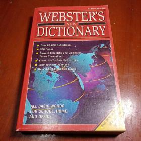 WEBSTER'S NEW DICTIONARY韦伯斯特新词典