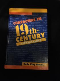 《Characters In 19th century Literature》