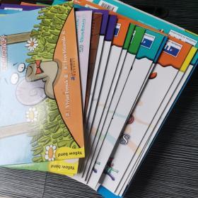 剑桥彩虹少儿英语分级阅读 38册合售