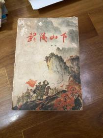 武陵山下 (一部反映湘西剿匪斗争生活的长篇小说)
