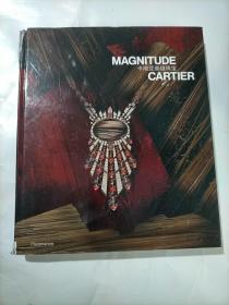 MAGNITUDE CARTIER (卡地亚高级珠宝 ) 精装