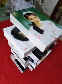 中国明星(有奖)明信片:8品种 每种85枚(共680枚合售)