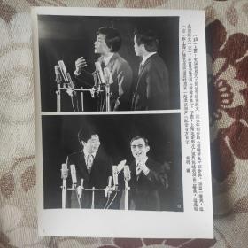 1984年,首届全国相声评比讨论会在青岛召开,铁路文工团侯跃文、石富宽表演的《糖醋活鱼》获一等奖,上海电影制片厂陈述、叶惠贤的相声《配音与方言》获二等奖