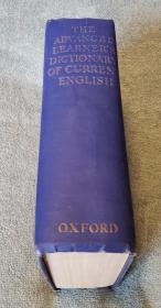 advanced  learners  dictionary  of  current  English