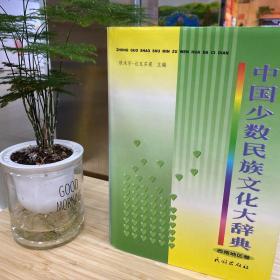 中国少数民族文化大辞典:西南地区卷
