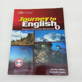 Journey to English 1(带光盘)