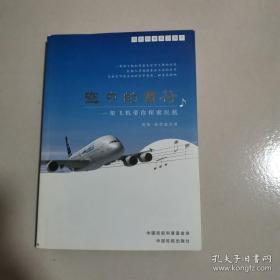 民航科普系列图书·空中的音符:一架飞机带你探索民航