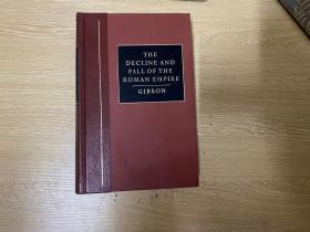 The Decline and Fall of the Roman Empire 吉本《罗马帝国衰亡史》,卷四(全套7卷),大名鼎鼎的J.B.Bury 编注本,精装
