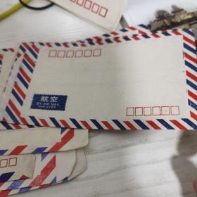 航空信封,7个