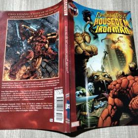 House of M: Fantastic Four/Iron Man