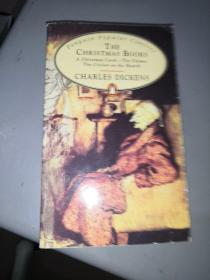 THE CHRISTMAS BOOKS:A Christmas Carol; The Chimes; The Cricket on the Hearth (Penguin Popular Classics)