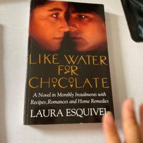 现货 Like Water for Chocolate