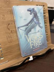 The Lost Heir (Wings of Fire #2) 英文原版 火焰之翼 失落