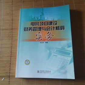 电网项目建设财务管理与会计核算实务