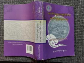 藏传佛教原理(藏文)【首页一页脱胶,胶带固定不会散】