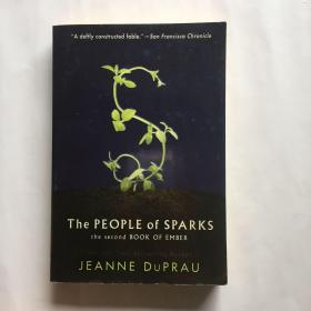 The People of Sparks: The Second Book of Ember[微光图书系列:斯巴克之民]