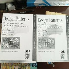 Design Patterns:Elements of Reusable Object-Oriented Software(全二册)