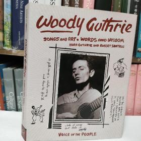 woody gothrie  伍迪·格思里