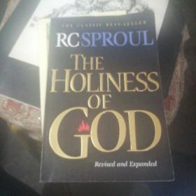 RCSPROUL THE HOLINESS OFGOD