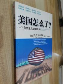 美国怎么了?:一个自由主义者的良知