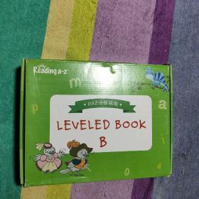 LEVELED BOOK·B   RAZ  分级阅读(113本合售)