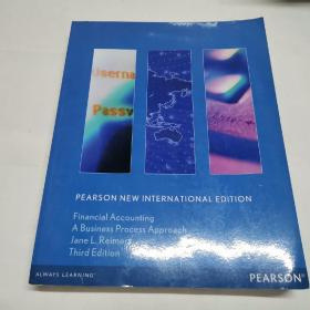 PEARSN NEW INTERNATIONAL EDITION;Financial Accounting Reimers Third Edition财务会计Reimers第三版