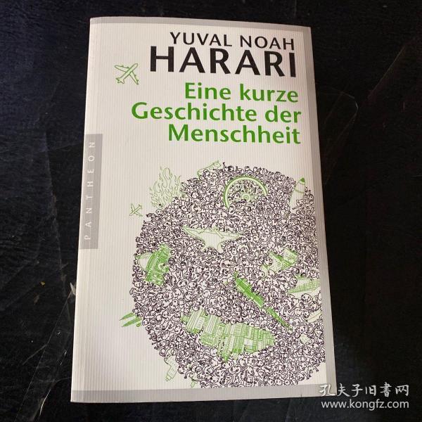YuvAL NOAH HARARI Eine kurze Geschichte der Menschheit