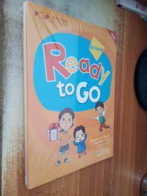 泡泡少儿教育:Ready to GO(At Home)(可点读)【全新未翻阅】