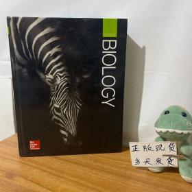 Glencoe BIOLOGY(英文原版) 精装版 生物学(英文版)