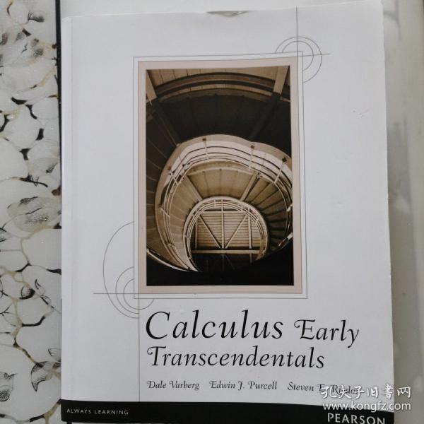 Calculus:Early Transcendentals (微积分:早期的超越)