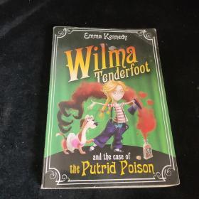WilmaTenderfootandtheCaseofthePutridPoison