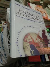 Financial Accounting(财务会计)外文版 精装16开一厚册