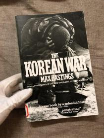 The Korean War 朝鲜战争【英文版,16开本】馆藏书