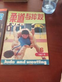 柔道与摔跤1987  .6