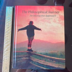 Philosophical journey history of philosophy 哲学之旅 哲学史 英文原版精装铜版纸印刷