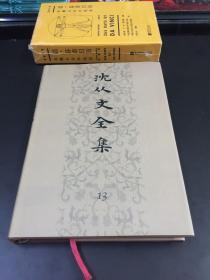 沈从文全集 第13卷(传记)