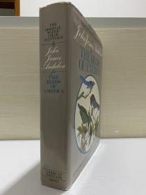 The Original Water-Color Paintings by John James Audubon for the Birds of America 巨册,  尺寸约为:28*34.5cm, 重约9斤,画作精美,内页展开有50cm。