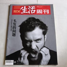 三联生活周刊2020 22封皮字迹