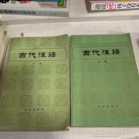 古代汉语.上下册