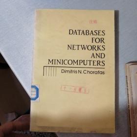 英文版:计算机网和小型计算机适用的数据库