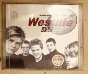 CD-西城男孩Westlife