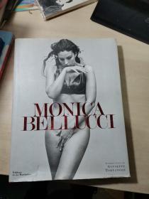 英文原版 Monica Bellucci 莫妮卡贝鲁奇写真集 摄影集