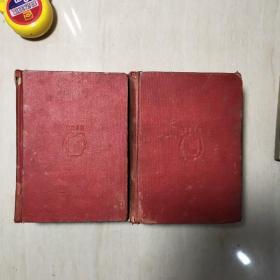 缩本中华大字典,民国二十五年,精装,不缺页,有藏书者章和写的文字。书内比较干净,无划痕