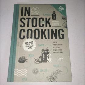 INSTOCK COOKING 即食烹饪 (精装 小16开 实物图)