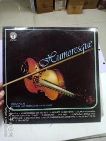 黑胶唱片   鲍宾尼小提琴独奏,钢琴伴奏陈莉华